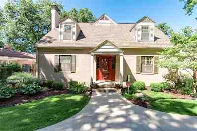 Elkhart Single Family Home For Sale: 3612 Gordon