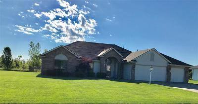 Auburn Single Family Home For Sale: 200 Hunters Ridge