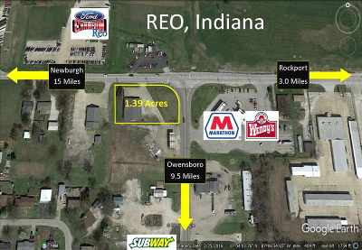 Spencer County Commercial For Sale: 3043 W State Route 66