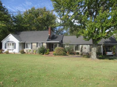 Jasper Single Family Home For Sale: 389 E State Road 164