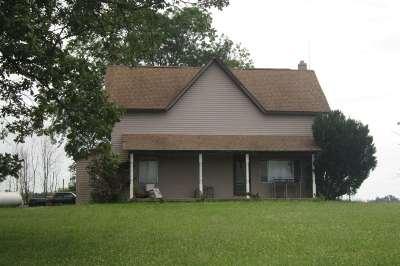 Van Buren Single Family Home For Sale: 5522 N 800