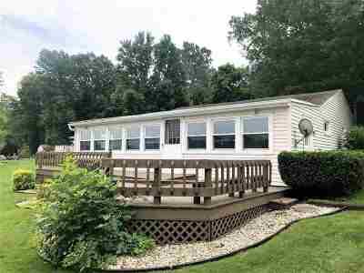 LaGrange County Single Family Home For Sale: 7145 S 1190 E