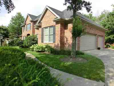Allen County Single Family Home For Sale: 1927 Inverness Lakes Crossing