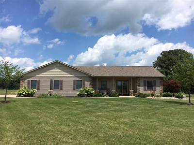 Columbia City Single Family Home For Sale: 1942 N Etna