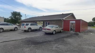 Dubois County Commercial For Sale: 16 S Highway 145