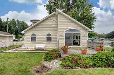 Wolcottville Single Family Home For Sale: 7760 S 150 E
