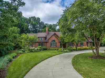 Fort Wayne Single Family Home For Sale: 12208 Covington Manor Farms Road