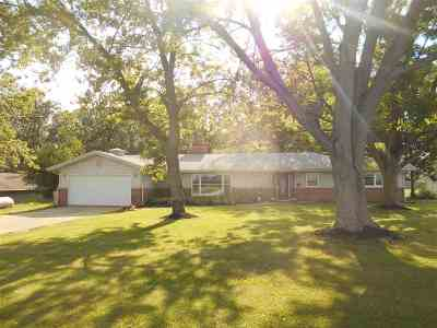 Butler Single Family Home For Sale: 4882 State Road 1