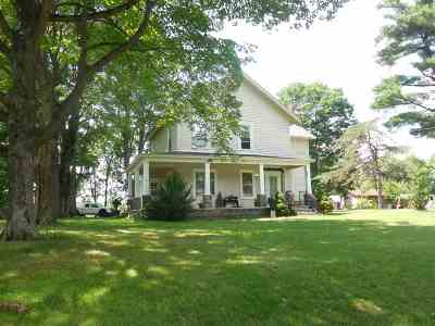 LaGrange County Single Family Home For Sale: 509 N Townline
