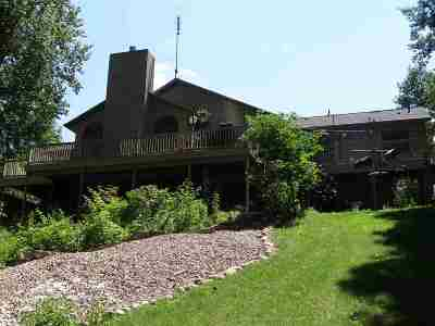 Kosciusko County Single Family Home For Sale: 2338 W Nina Lane