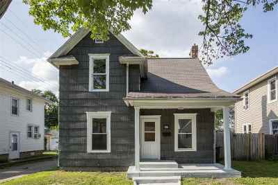 South Bend Single Family Home For Sale: 903 E Calvert Street