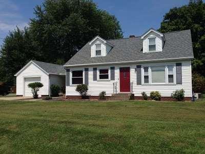 Dubois County Single Family Home For Sale: 645 Church Avenue