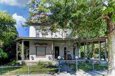 Auburn Single Family Home For Sale: 405 S Main St