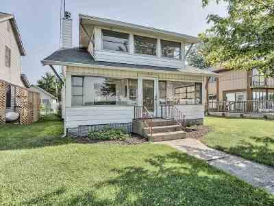 Kosciusko County Single Family Home For Sale: 10309 N Grand Blvd