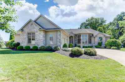 Allen County Single Family Home For Sale: 15608 Tawney Eagle Cove