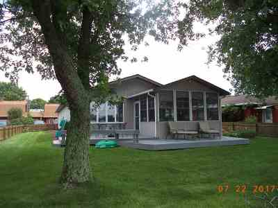 Kosciusko County Single Family Home For Sale: 35 Ems C28e1 Lane