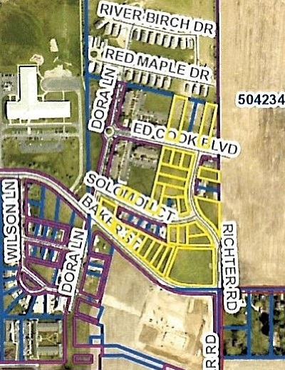 Plymouth Residential Lots & Land For Sale: TBD Solomon Ct.