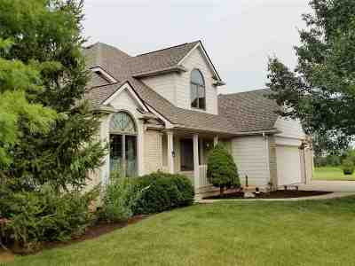 Allen County Single Family Home For Sale: 17210 Lochner