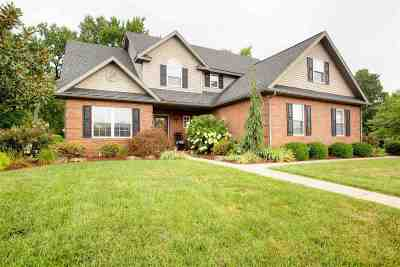 Dubois County Single Family Home For Sale: 345 Marbury Street