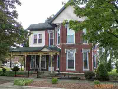 Huntingburg Single Family Home For Sale: 305 N Geiger Street
