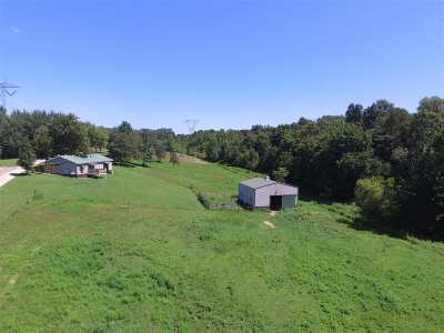 Spencer County Single Family Home For Sale: 6554 E County Road 1000 N