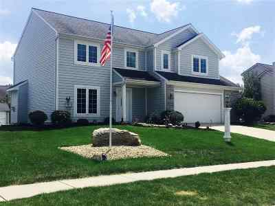 Huntington Single Family Home For Sale: 3013 Hawk Spring Hill