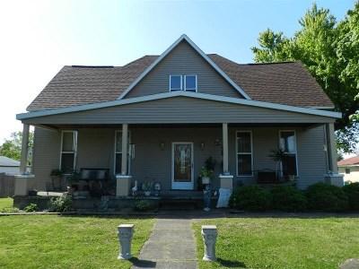 Spencer County Single Family Home For Sale: 5891 E Sr 70