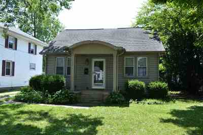 New Haven Single Family Home For Sale: 132 Lincoln Hwy E