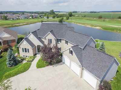 Allen County Single Family Home For Sale: 12122 Fairway Winds