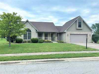 Marion Single Family Home For Sale: 1478 N Eagle