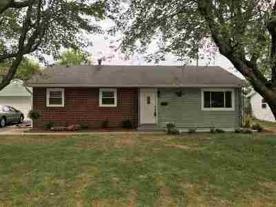 Marion Single Family Home For Sale: 712 N Lancelot