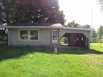Noble County Single Family Home For Sale: 1855 S 475 W