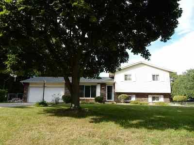 South Bend Single Family Home For Sale: 17747 E Tallyho Drive