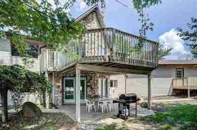 LaGrange County Single Family Home For Sale: 6220 S 455 E