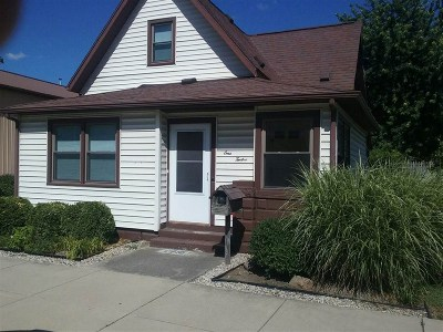 Whitley County Single Family Home For Sale: 112 N State Street