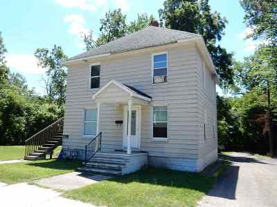 Elkhart County Multi Family Home For Sale: 817 Middlebury Street