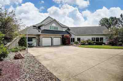 Noble County Single Family Home For Sale: 0364 E Baseline
