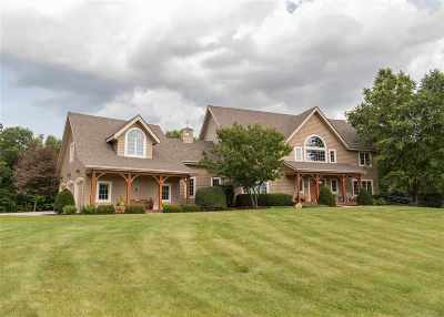 Waterloo Single Family Home For Sale: 1625 County Road 13