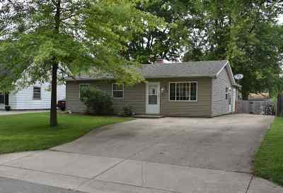 New Haven Single Family Home For Sale: 1431 Melbourne