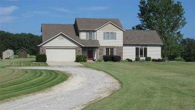 Butler Single Family Home For Sale: 4119 County Road 63
