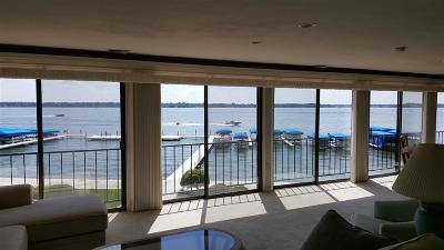 Kosciusko County Condo/Townhouse For Sale: 12275 N Ogden Point #203
