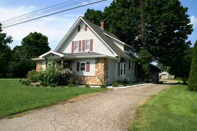 Wabash Single Family Home For Sale: 3564 S State Road 15
