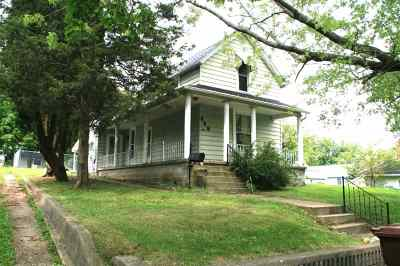 Wabash Single Family Home For Sale: 668 Erie