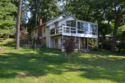 Lagrange County, Noble County Single Family Home For Sale: 1770 W 635N