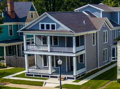 Fort Wayne Condo/Townhouse For Sale: 1016 W Washington Boulevard #Unit 1