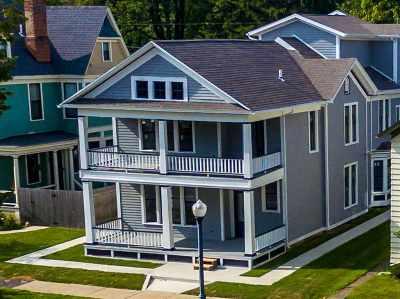 Fort Wayne Condo/Townhouse For Sale: 1016 W Washington Boulevard #Unit 2