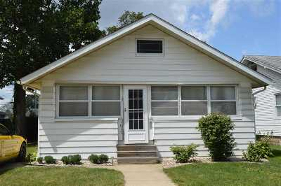 South Bend Single Family Home For Sale: 1017 S 30th Street