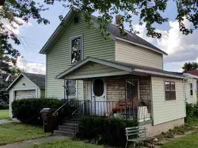 Auburn Single Family Home For Sale: 610 W 9th Street