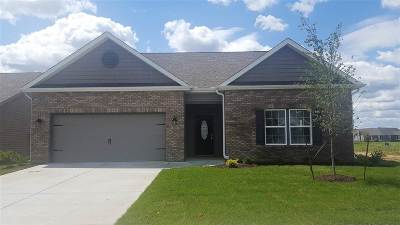 Single Family Home For Sale: 204 Aqueduct Circle (Lot #27)