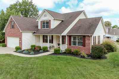 Single Family Home For Sale: 6225 Musket